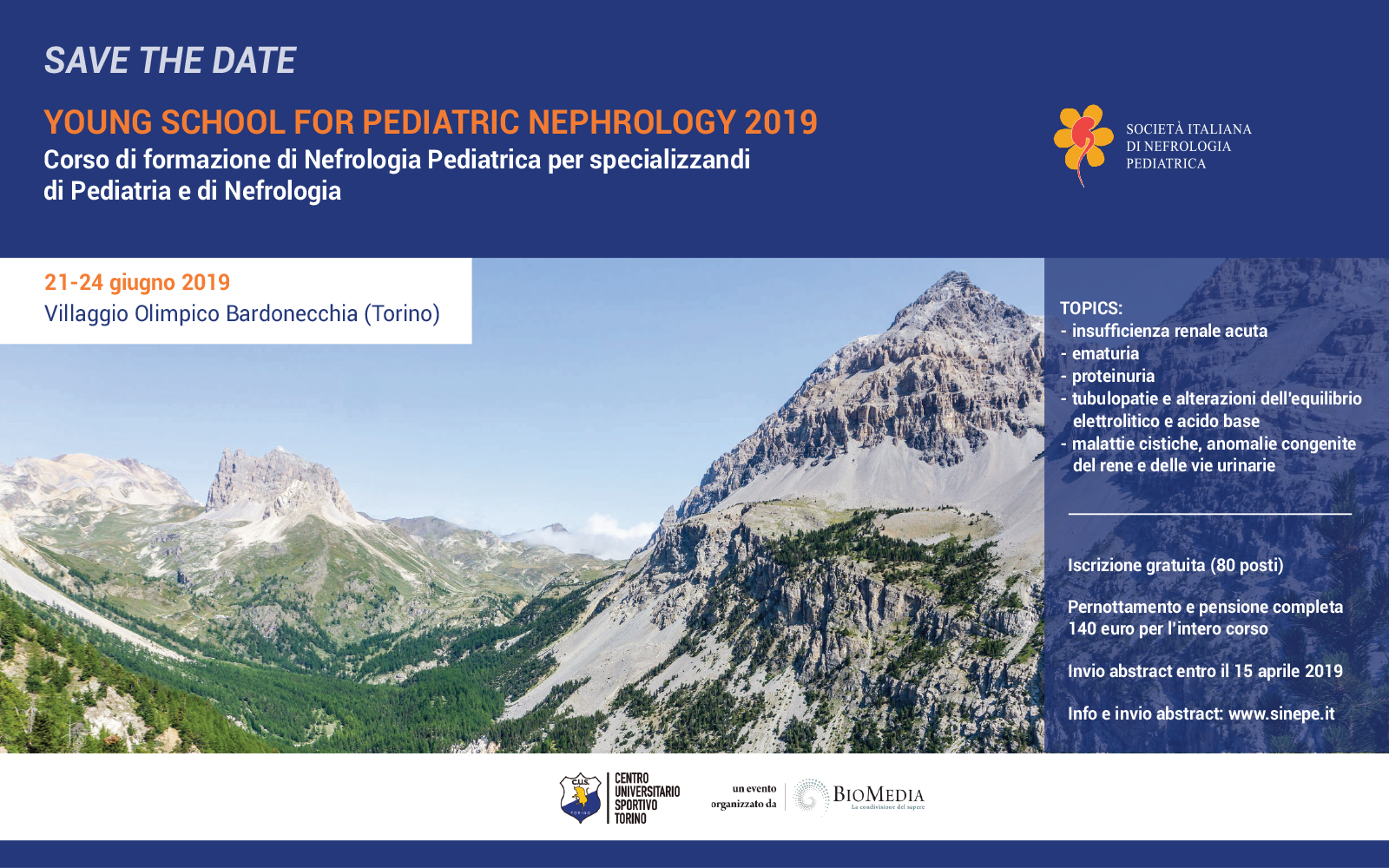Young School for pediatric nephrology 2019